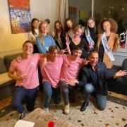 Lancement la Ville En Rose 2020 - Montrouge